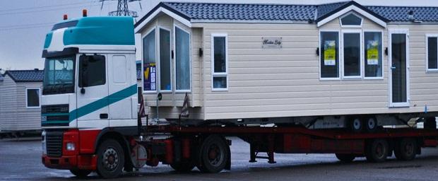 Premier Caravan Transport