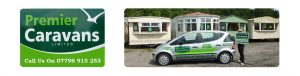 Premier Caravans Car North Wales
