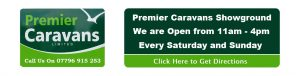 Premier Caravans Showground North Wales