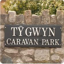 Ty Gwyn Caravan Park Logo