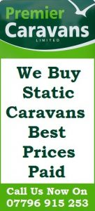 We Buy Static Caravans